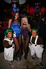 Kandyland @ Playboy Mansion : Kandyland 3 @ The Playboy Mansion - Superstars VIP in association with the Karma Foundation presents Kandyland III - 'An Evening of Decadent Dreams Where your sweetest fantasies come to life.' The Most Outrageous, Hard Rockin' party of the Summer, Kandyland III was the ultimate sight and sound experience. My experience was like a dream where Alice in Wonderland fused with Willy Wonka. Hundreds of sexy Playmate type girls were hand picked to attend this year's event. Once you walked into the Mansion's party yard, you were sucked in by florescent mushrooms and candy dangling from trees. There was an open buffet with garlic shrimp, kobe beef skewers and something that could have once resembled a pizza. With unlimited drinks until 2AM, tipsy girls and guys jumped in the grotto and got acquainted. For dessert, there was plenty of candy going around and the best cannoli I have ever eaten! The resident Kandy DJs kept the party pumping all night long with music starting out as pop/top 40 then turning in to an exotic rave party around 1AM. Kandyland 3 was set to end at 4AM with continuation at the Roosevelt pool party closer on Sunday.